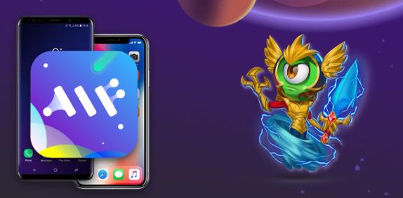 モバイルアプリイメージ