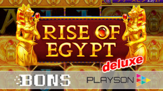 Rise Of Egypt Deluxe アイキャッチ