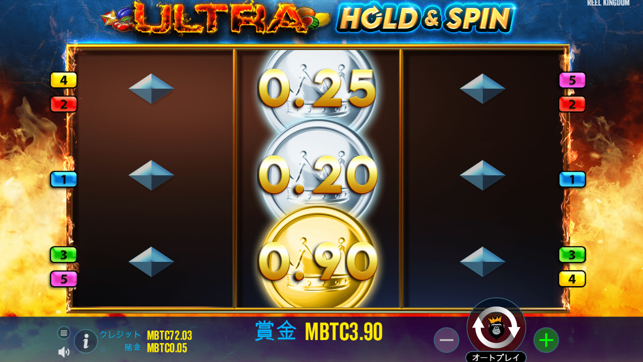 Ultra Hold and Spin