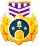 VIPレベルアイコン勇者の剣